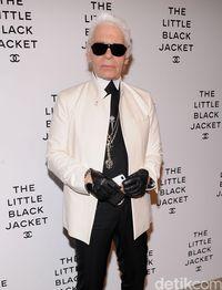Karl Lagerfeld dan 10 Ucapannya yang Kontroversial