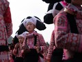 FOTO: Menyunggi 'Tanduk' Rambut Leluhur