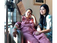 Annisa Pohan Jadi Suster Khusus Ani Yudhoyono Yang Sakit Kanker Darah
