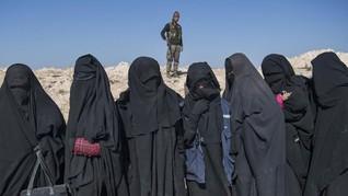 WN Prancis Istri Anggota ISIS Mogok Makan Demi Bisa Pulang