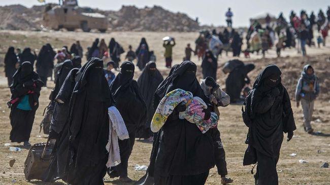 Diperkirakan ada 80 warga Australia yang masih terjebak dalam zona konflik di Irak dan Suriah.