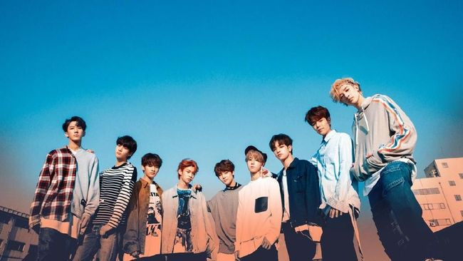Album Baru Stray Kids 'Cle: LEVANTER' Rilis November 2019