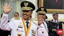 Gubernur Riau Syamsuar dan Istri Positif Covid-19