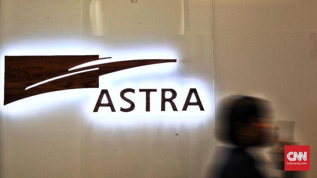 PT Astra International Tbk membagikan dividen atau keuntungan sebesar Rp8,66 triliun untuk pemegang saham dari labar bersih Rp21,67 triliun.