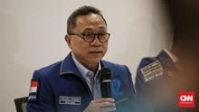 Zulhas: Terawan Kesayangan Jokowi, Tak Mungkin Di-Reshuffle