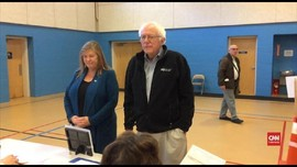 VIDEO: Bernie Sanders Kembali Calonkan Diri Jadi Presiden AS