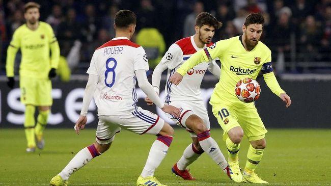 Dua pertandingan yang mempertemukan tim-tim besar di leg pertama babak 16 besar Liga Champions pada Selasa (19/2) waktu setempat berakhir membosankan.