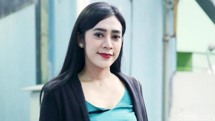 Vernita Syabilla saat ditemui di studio Trans TV.