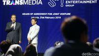 Trans Media-sm Entertainment Siap Bawa Artis Indonesia-kpop Ke Pentas Dunia