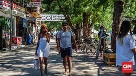 Devisa dari Sektor Pariwisata Diproyeksi Rontok 50 Persen