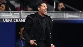 Derby Madrid, Zidane Momok bagi Simeone