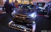 Dipermak, New Honda Civic Makin Sporty Banget