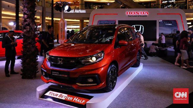 Honda memberi alasan Mobilio hanya laku 1 dan 0 produksi pada September.
