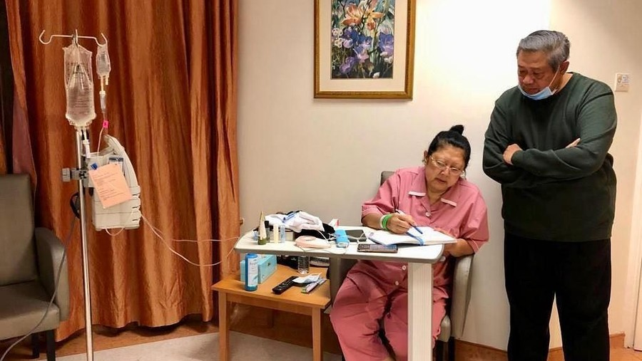 Image result for ibu ani tutup usia
