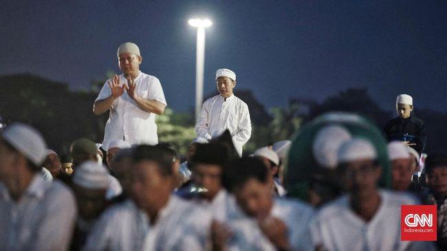 Massa Santri dari Jatim Bergerak ke Jakarta Hadiri Reuni 212