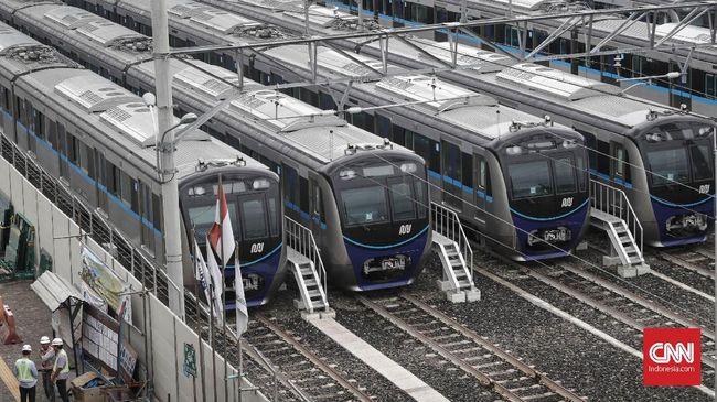 Presiden Joko Widodo akan meresmikan MRT pada Minggu (24/3). Namun tarif MRT belum ditetapkan hingga kini. DPRD akan menggelar rapat Senin pekan depan.