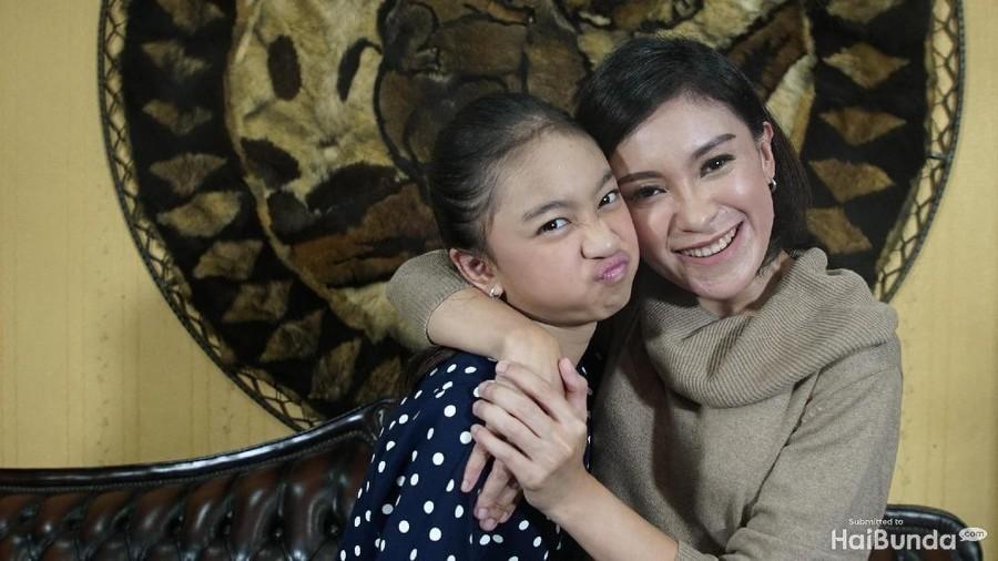 Curhat Istri Enda 'Ungu' Saat Dibikin Nangis Putrinya