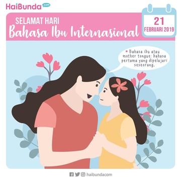 Pentingnya Mengenalkan Bahasa Ibu ke Anak