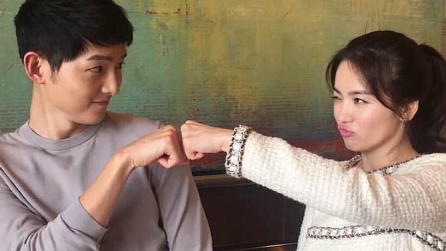 Dukungan Istri Tercinta bagi Karier Aktor Korea Song Joong Ki