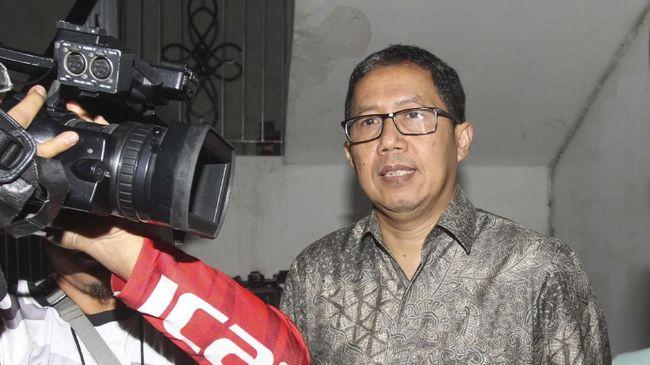 Mantan Plt Ketua Umum PSSI Joko Driyono akan menjalani sidang dengan agenda pembacaan dakwaan di Pengadilan Negeri Jakarta Selatan, Senin (6/5).
