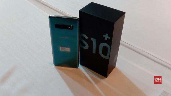 CNNIndonesia.com mendapat kesempatan untuk menjajal varian paling premium, Galaxy S10 Plus yang menjadi cerminan perjalanan Samsung selama satu dekade.