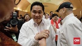 Erick Thohir Yakin Kabar OTT Romi Tak Gerus Suara Jokowi