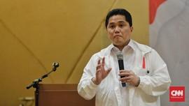 Erick Larang BUMN Ikut Tender Proyek di Bawah Rp14 Miliar