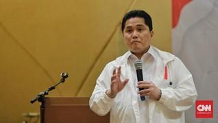 Erick Thohir Nilai RI Punya Modal Besar untuk Lawan Corona