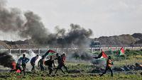 Remaja Palestina Tewas Ditembak Israel di Gaza