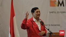 Luhut Binsar Pandjaitan Resmi Jadi Ketua PB PASI