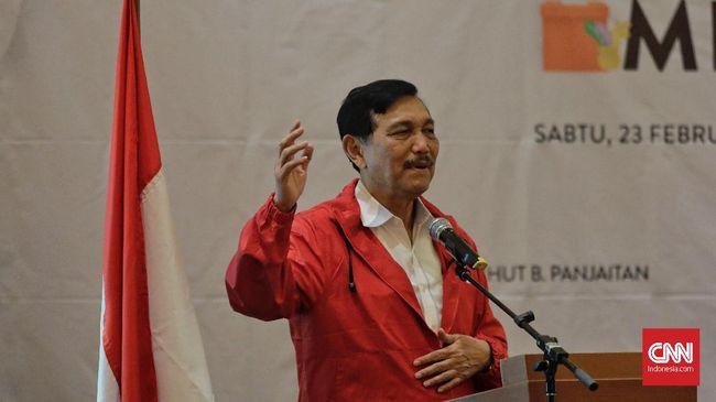 Luhut Binsar Pandjaitan resmi terpilih sebagai ketua Pengurus Besar Persatuan Atletik Seluruh Indonesia (PB PASI) 2021-2025.