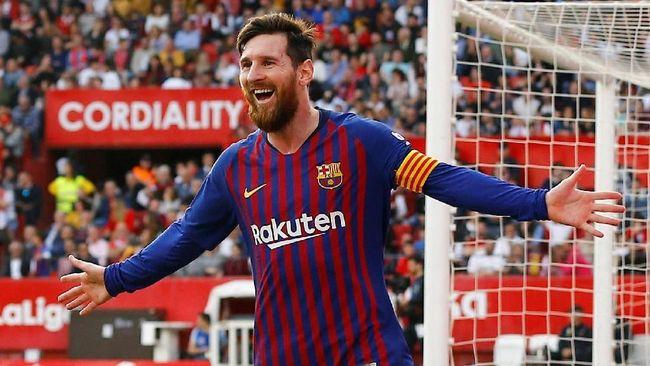 Sejumlah rekor dipatahkan Lionel Messi bersama Barcelona di tahun 2019. Meski demikian Messi hanya membantu Blaugrana meraih trofi La Liga di musim ini.