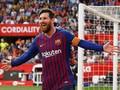 7 Rekor yang Dipatahkan Messi di 2019