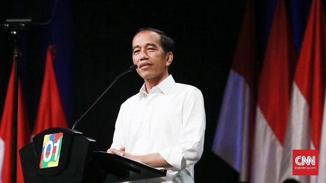 Capres 01 Joko Widodo meminta bantuan FBR memerangi berita bohong atau hoaks yang dialamatkan kepadanya seperti isu larangan azan hingga pernikahan sejenis.
