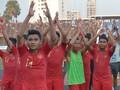 Perjalanan Timnas Indonesia U-22 ke Final Piala AFF