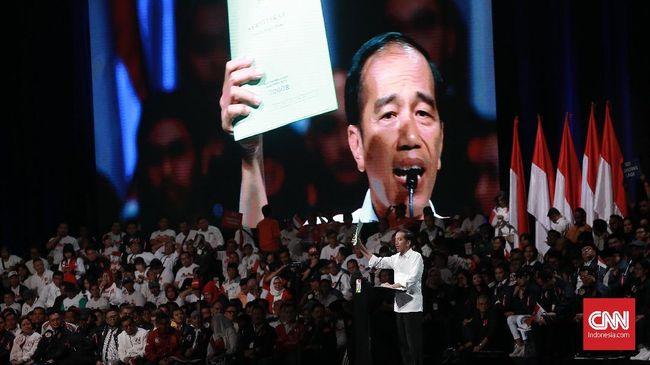 Direktur Penggalangan Pemilih Muda TKN mengatakan pengalaman hidup Jokowi membuahkan kebijakan untuk mendorong peningkatan kualitas dan kesejahteraan anak muda.