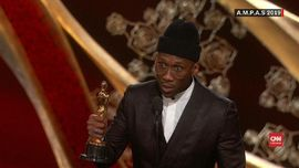 VIDEO: Mahershala Ali dan Regina King Genapi Oscar 2019