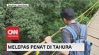 Melepas Penat di Tahura Bandung