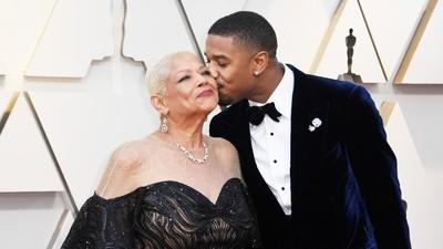 Sweet! Pujian Micheal B. Jordan untuk Ibunda di Piala Oscar 2019