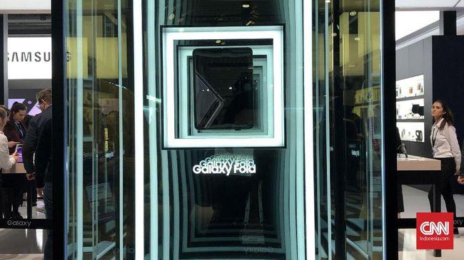 Sempat Tertunda, Besok Samsung Galaxy Fold Mulai Dijual