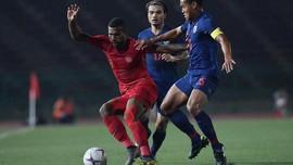 Timnas Thailand Rombak Tim di Kualifikasi Piala Asia U-23