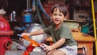 <p>Anak pertama Andien Aisyah dan Irfan Wahyudi (Ippe) sekarang genap berusia dua tahun lho, Bun. (Foto: Instagram/andienaisyah)</p>