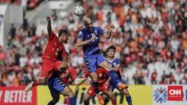 Persija Janji Tampil Habis-habisan Lawan Bali United