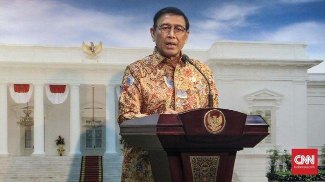 Menko Polhukam Wiranto mengatakan dirinya tak ingin Pemilu 2019 dikacaukan oleh orang-orang yang tak bertanggungjawab.
