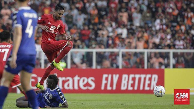 Persija Jakarta menelan kekalahan 0-1 saat bertandang ke markas Ceres Negros dalam laga Piala AFC 2019.