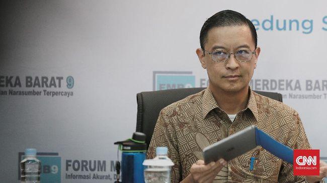 Ketua BKPM Thomas Lembong. (CNN Indonesia/Andry Novelino)