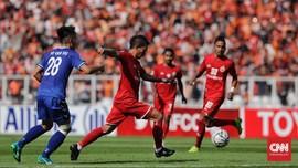 Persija Pasrah di Laga Terakhir Fase Grup Piala AFC 2019