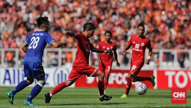 Persija Jakarta meminta Gubernur DKI Jakarta, Anies Baswedan, tetap mengupayakan pembangunan Stadion Internasional BMW di Tanjung Priok.