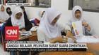 Ganggu Belajar, Pelipatan Surat Suara Dihentikan