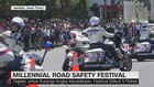 Ribuan Remaja Antusias Hadiri Millenial Road Safety Festival